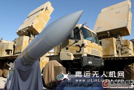对美紧张升高 伊朗展示自製长程防空飞弹