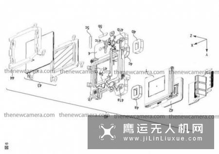 奥林巴斯公布高级图像稳定系统专利