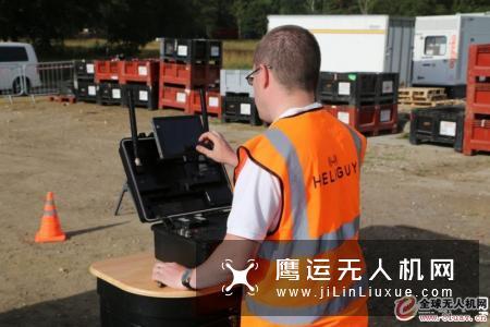 大疆 DJI AEROSCOPE将被添加到英国可信安全设备目录中