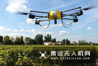 亩耕地用上植保无人机,节约用水90%